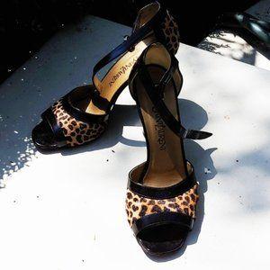 Fabulous Yves St. Laurent Leopard Shoes